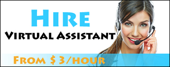Hire Virtual Assistant
